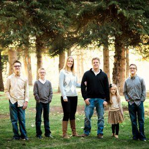Felt Family Picture