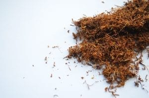 Risks of Chewing Tobacco