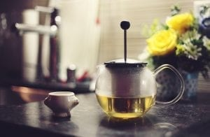 Green Tea Good for Oral Health