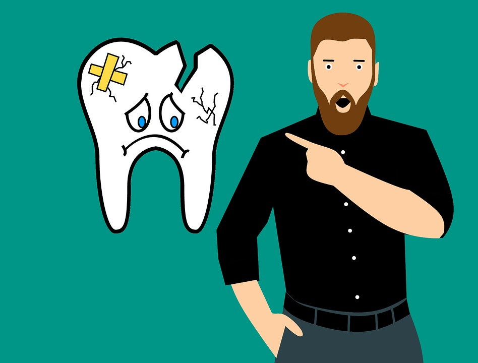 Dealing with Broken Teeth