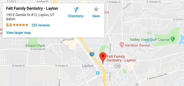 Layton dentist